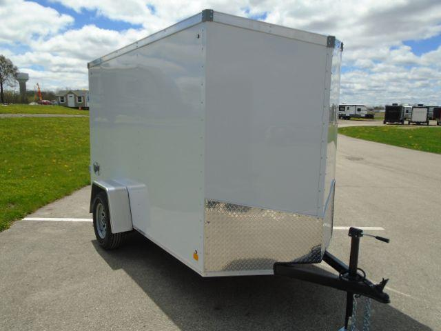 2020 Great Lakes Trailers GLEFTW510SA35-S ERIE 5X10 RD Enclosed Cargo Trailer