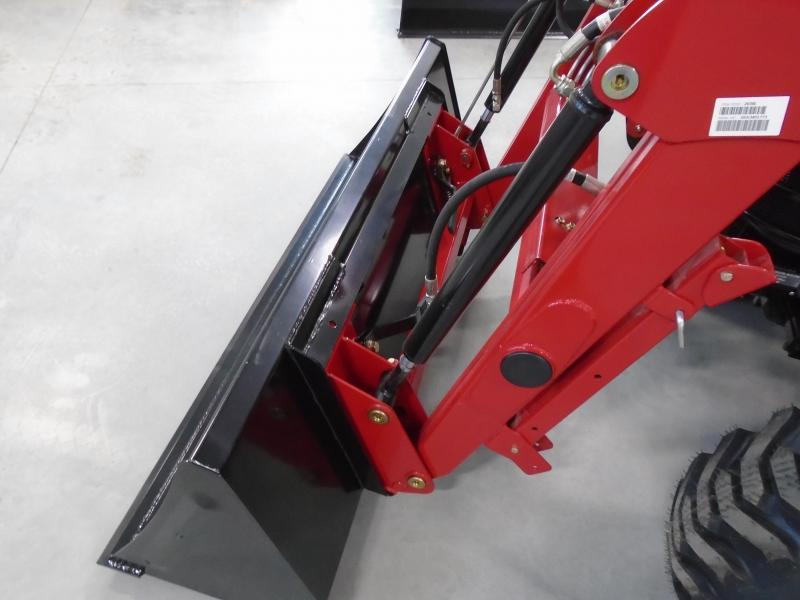 2020 Mahindra 2638NH with Loader and Backhoe Tractor