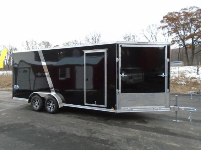 2020 Great Lakes Trailers GLMEAS723TA35-S Mitten 7x23 RD/SD Enclosed Cargo Trailer