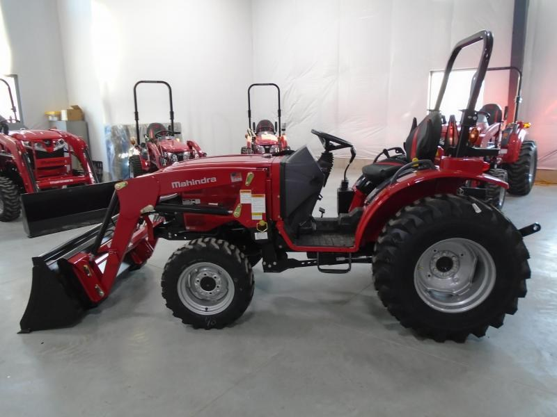 2020 Mahindra 1626H with Loader Tractor