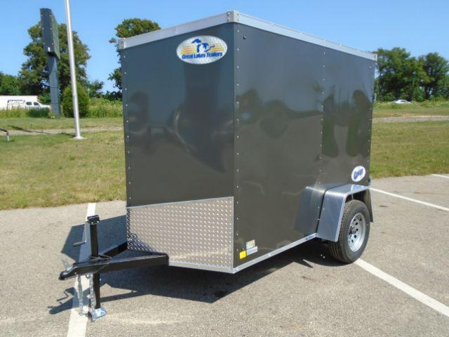 2020 Great Lakes Trailers GLEFTW58SA35-S ERIE 5X8 RD Enclosed Cargo Trailer in  Maiden, NC