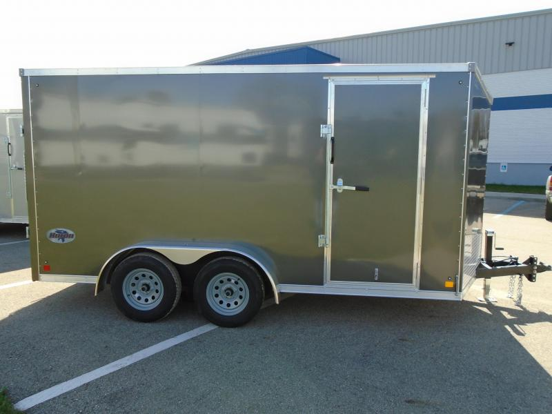 2020 Great Lakes Trailers GLHFTW714TA35-S Enclosed Cargo Trailer