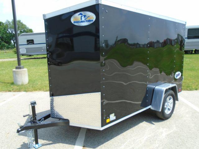 2020 Other GLEFTW510SA35-S ERIE 5X10 RD Enclosed Cargo Trailer