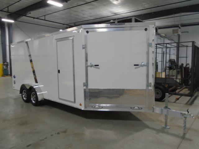 2020 Great Lakes Trailers GLMEAS723TA35-S Mitten 7x23 RD/SD