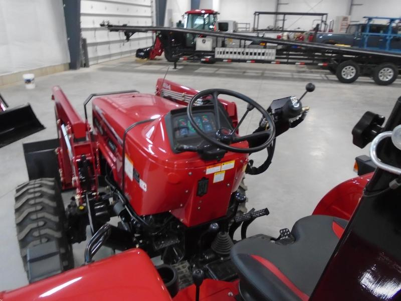 2020 Mahindra 4550 4WD with Loader Tractor