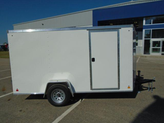 2020 Great Lakes Trailers GLEFTW612SA35-S ERIE 6X12 RD/SD Enclosed Cargo Trailer in  Maiden, NC