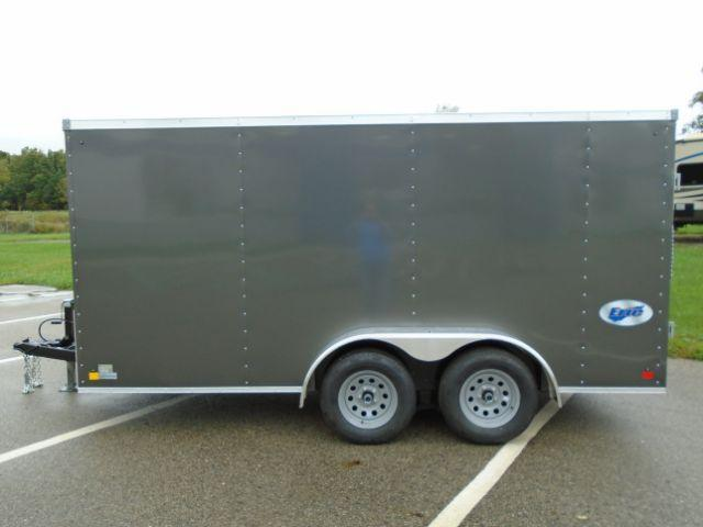 2020 Great Lakes Trailers GLEFTW714TA35-S Enclosed Cargo Trailer