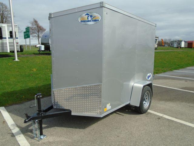 2020 Other GLEFTW58SA35-S ERIE 5X8 RD Enclosed Cargo Trailer
