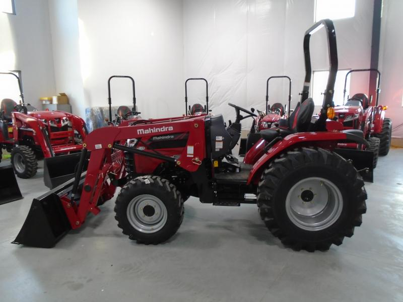 2020 Mahindra 2638NH with Loader Tractor