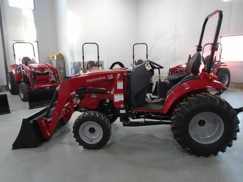 2020 Mahindra 1635H with Loader Tractor
