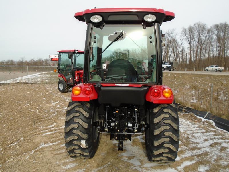 2020 Mahindra 2638SH with Cab and Loader Tractor