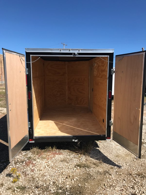 2019 Diamond Cargo 6 x 10 Enclosed Cargo Trailer