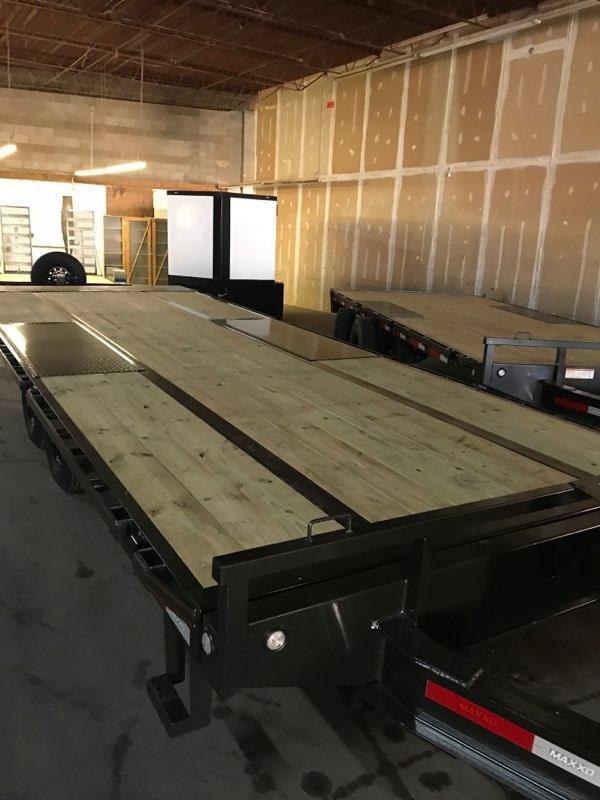 2020 MAXXD TOX10222 Hydraulic Tilt Deck Over