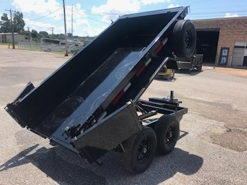 2020 MAXXD D6X6010 Dump Trailer