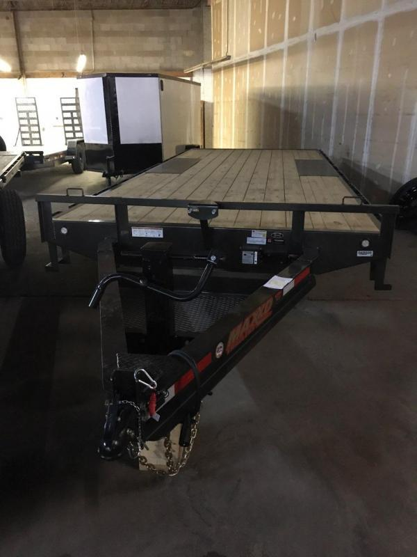 2020 MAXXD DOX10220 Deck Over Trailer