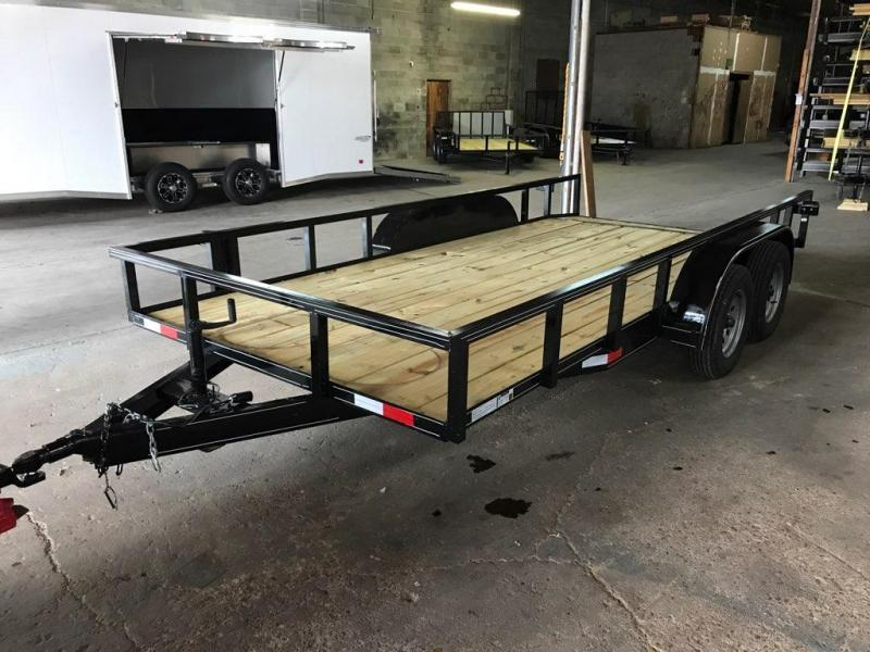 2019 Other Northshore 610 x 16' Utility Trailer