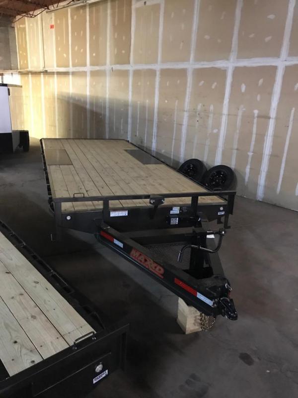 2020 MAXXD DOX10220 Deck Over Trailer