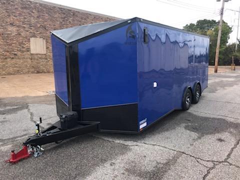2020 Spartan 8.5 x 20 Enclosed Cargo Trailer