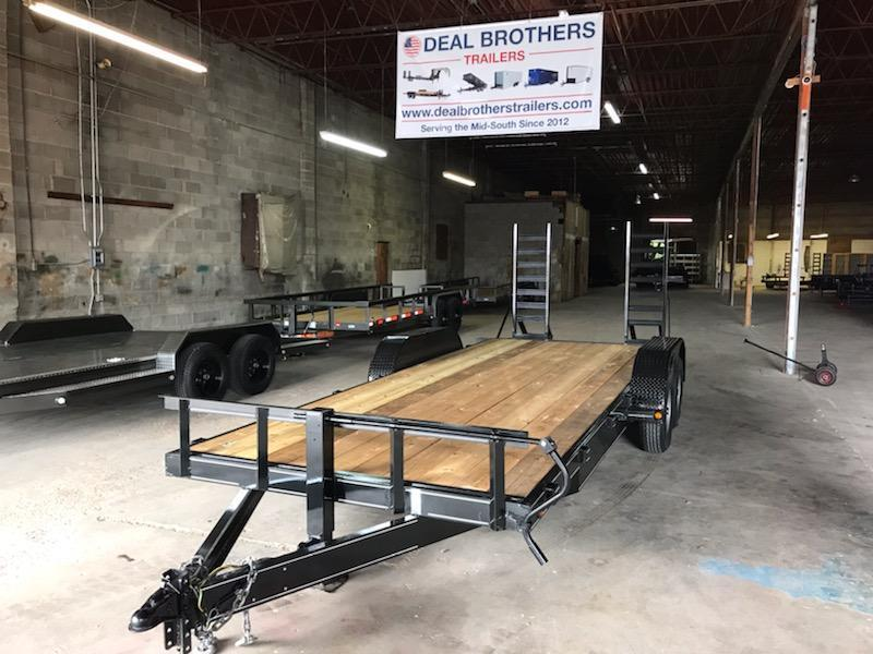 2020 Northshore 8220 HD Equipment Trailer
