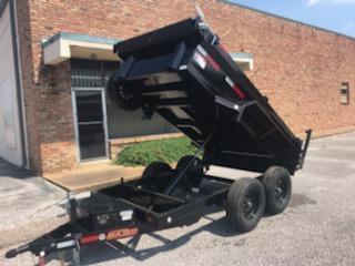 2020 MAXXD D5X6010 Dump Trailer