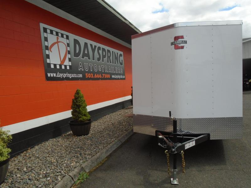 2019 Charmac Trailers STEALTH 7X14 TV Enclosed Cargo Trailer