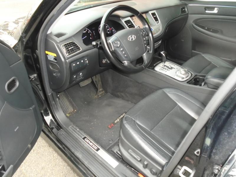 2012 Hyundai GENESIS 5.0L R-SPEC Car