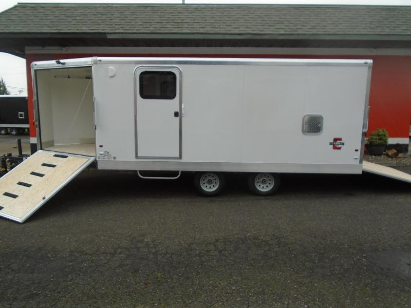 2020 Charmac Trailers ELITE 102X24 SNOWMOBILE Snowmobile Trailer