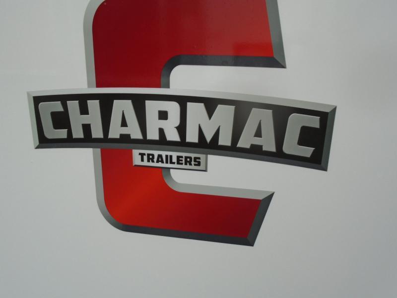 2020 Charmac Trailers ELITE 102X24 ALL ALUMINUM SNOWMOBILE TRAILER