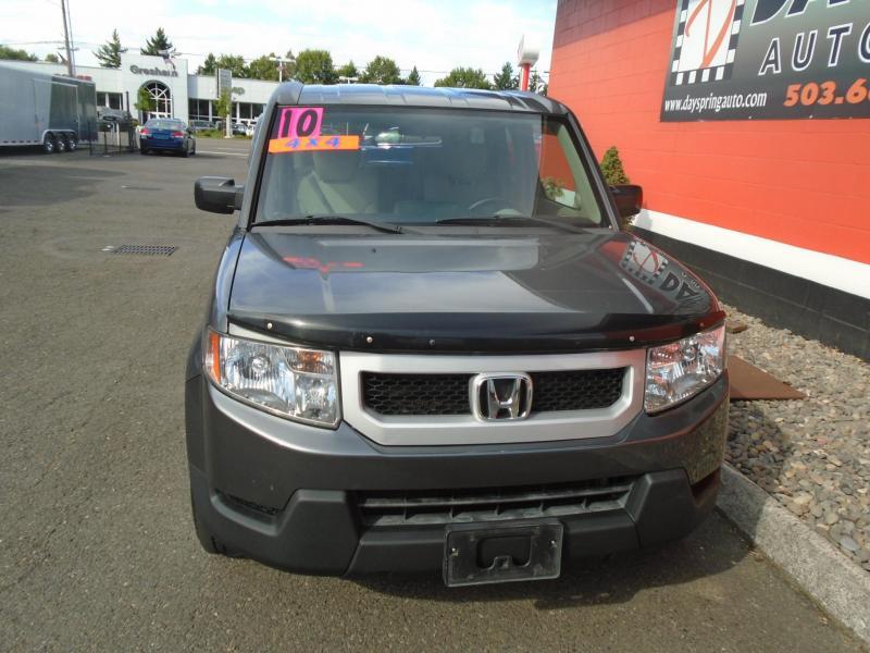2010 Honda ELEMENT E/X 4WD SUV