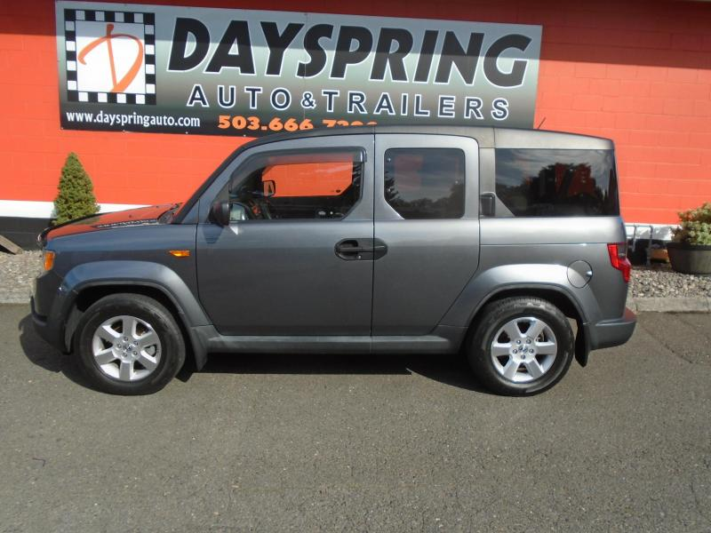 2010 Honda ELEMENT E/X 4WD SUV