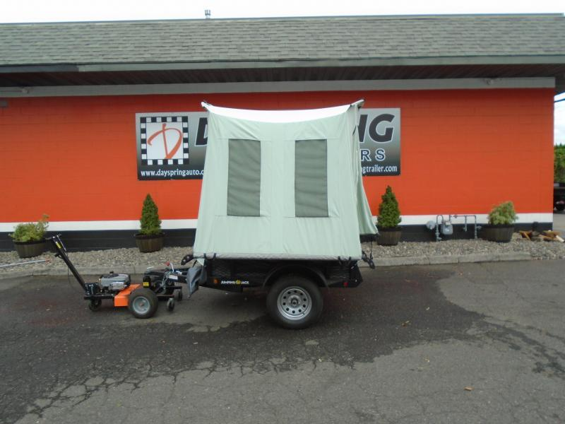2020 Jumping Jack Trailers JJT4X6 Popup Camper
