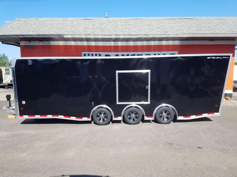 2018 Stealth Trailers C8.5X26SCH
