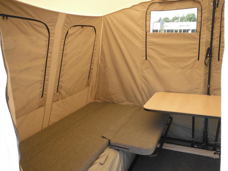 2019 Jumping Jack Trailers JJT6X12X8 Tent Camper