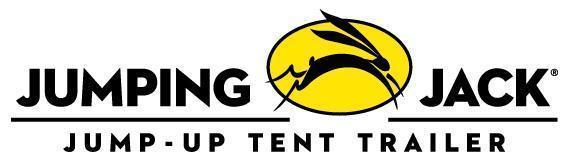 2020 Jumping Jack Trailers JJT6X8 BLACKOUT Tent Camper