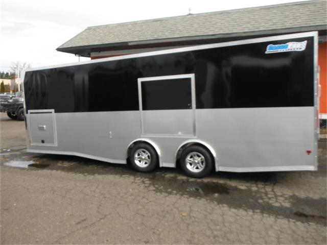2020 CargoPro 8.5X24 Spread Axles Car Hauler