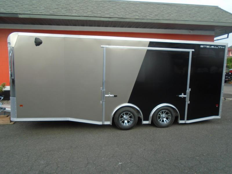 2020 Alcom-Stealth C8.5X20SCH Car / Racing Trailer