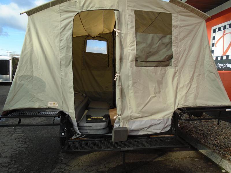 2020 Jumping Jack Trailers JJT6X12X12 BLACKOUT Tent Camper