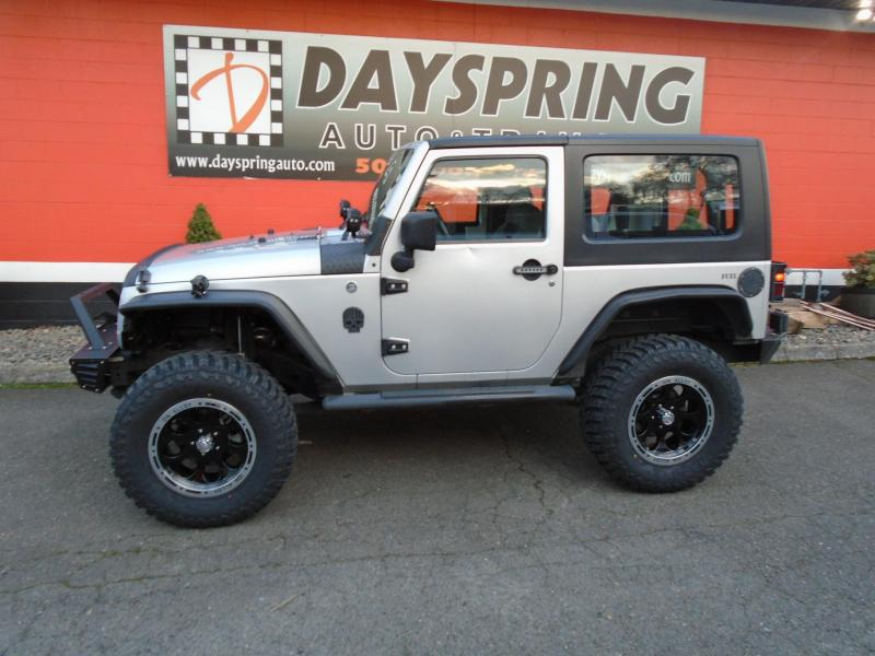 2008 Jeep WRANGLER 4X4 53K MILES WITH EXTRAS