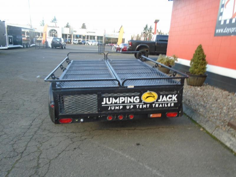 2012 Jumping Jack Trailers JJT6X8 ATV Trailer