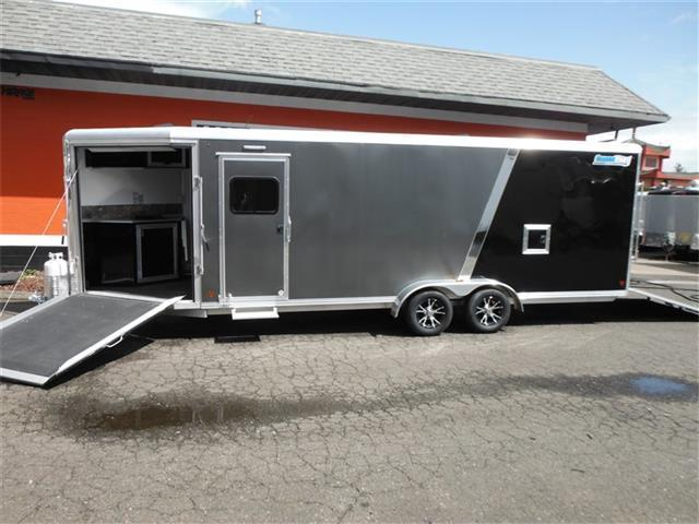 2019 CargoPro Trailers PARK & PLAY