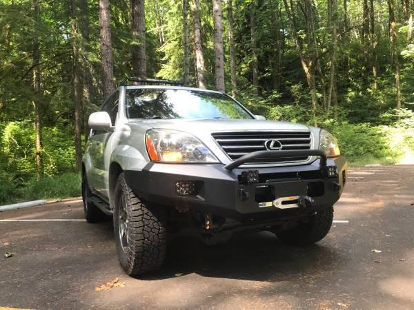 2006 overland lexus gx470 SUV