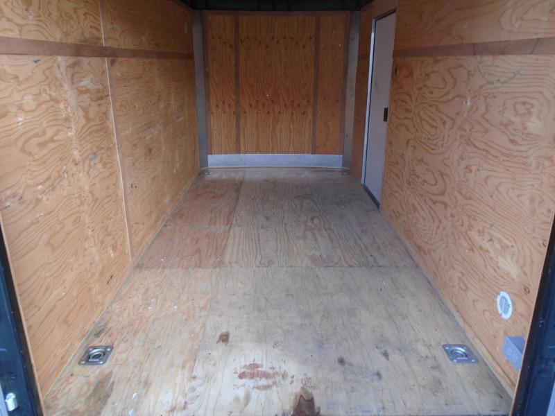 2014 Interstate 6X12 Enclosed Cargo Trailer