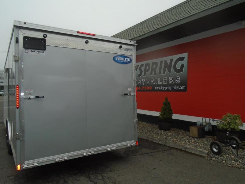 2020 Pace American AEECH85X24TE3 Car / Racing Trailer