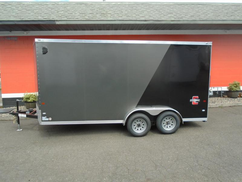 2019 Charmac Trailers STEALTH 7X16 TV Enclosed Cargo Trailer