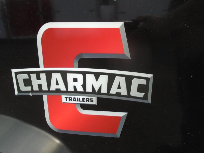 2020 Charmac Trailers 7.6X18 ESCAPE Snowmobile Trailer