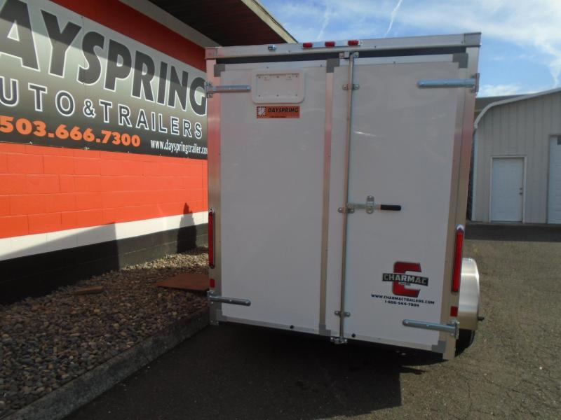 2020 Charmac Trailers S6X10 SV Enclosed Cargo Trailer