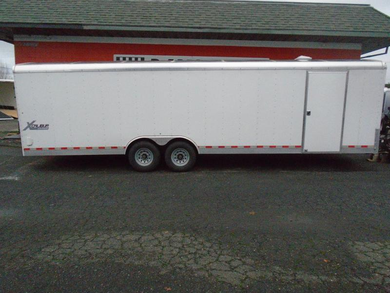 2016 Mirage Trailers MIRAGE 8.5X28 XCALIBUR CAR HAULER Car / Racing Trailer