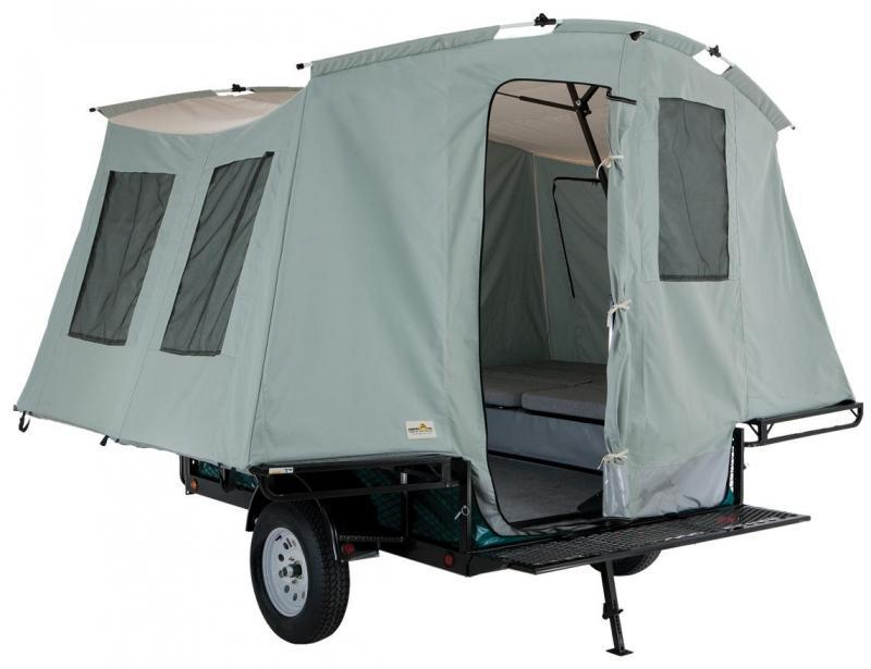 2020 Jumping Jack Trailers JJT6X8 Folding Camper