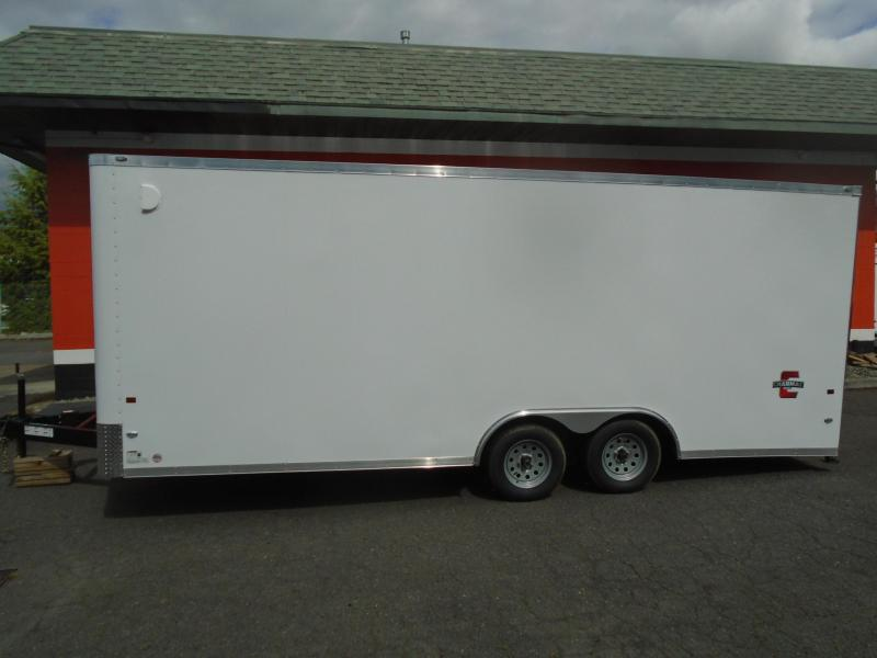 2020 Charmac Trailers STEALTH 8.5X20 Car / Racing Trailer