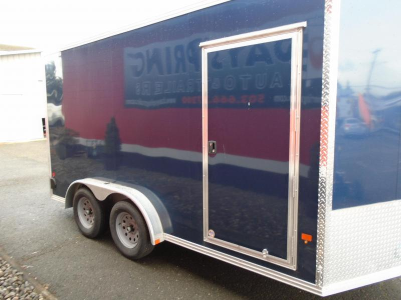 2019 Alcom-Stealth 7.5X14 EXPRESS Enclosed Cargo Trailer
